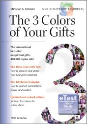 The 3 Colors of Your Gifts (Titel auf Englisch)