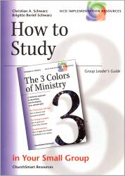 "How to Study ""The 3 Colors of Ministry"" in Your Small Group"