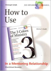 "How to Use ""The 3 Colors of Ministry"" in a Mentoring Relationship"