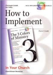 "How to Implement ""The 3 Colors of Ministry"" in Your Church"