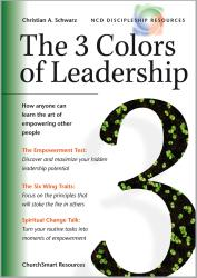 The 3 Colors of Leadership (Titel auf Englisch)