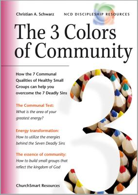 The 3 Colors of Community (Titel auf Englisch)