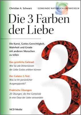 The 3 Colors of Love (German)