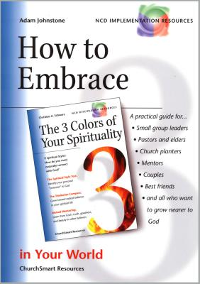"How to Embrace ""The 3 Colors of Your Spirituality"" in Your World"