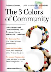 The 3 Colors of Community